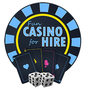 Fun casino for hire logo