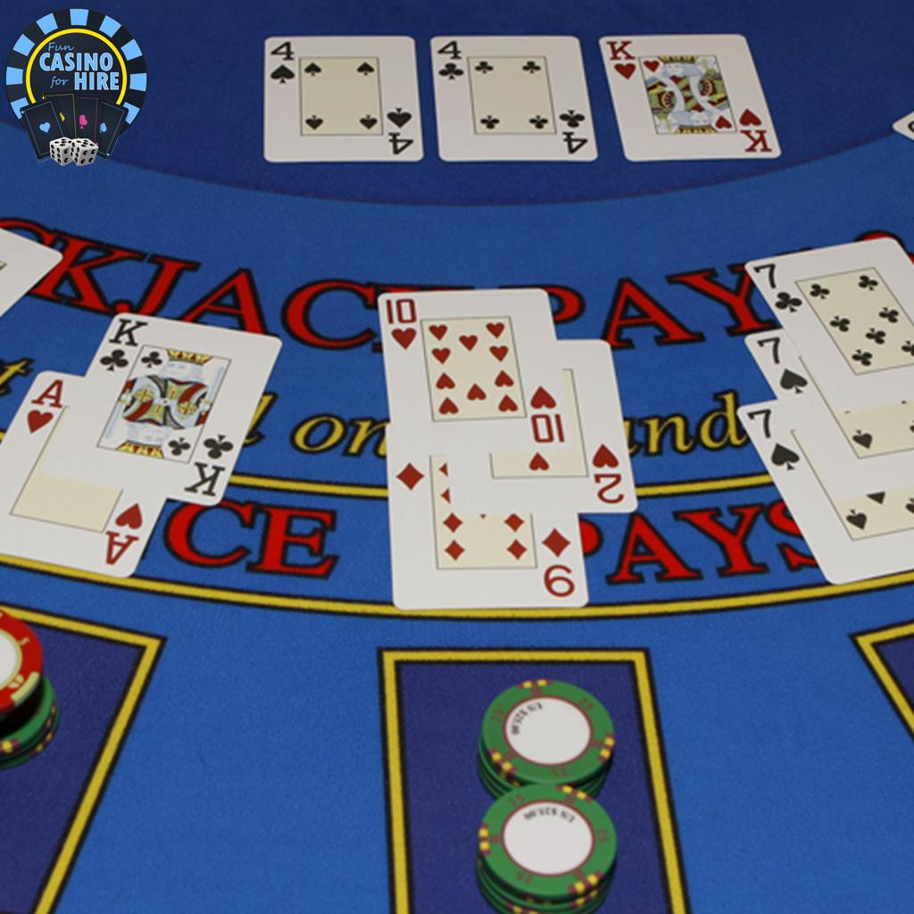Fun casino hire games blackjack