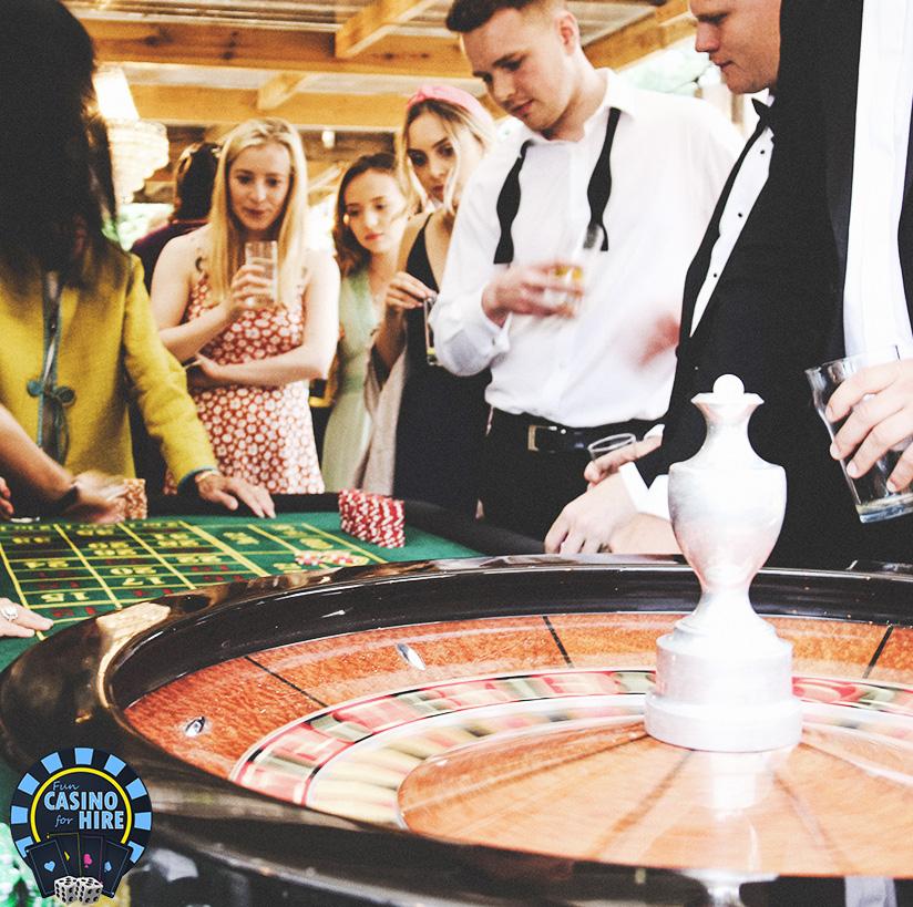 Fun casino for hire Roulette players