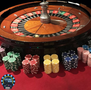 Fun casino for hire red tables