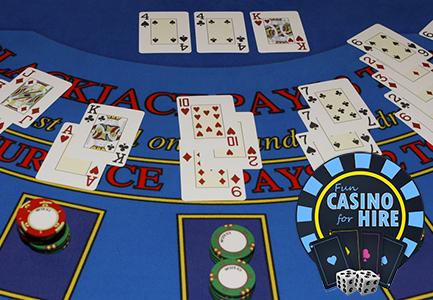 Fun casino for hire blackjack