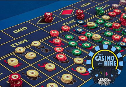 Fun casino roulette hire