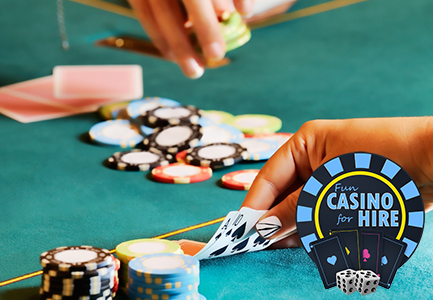 Party fun casino hire options