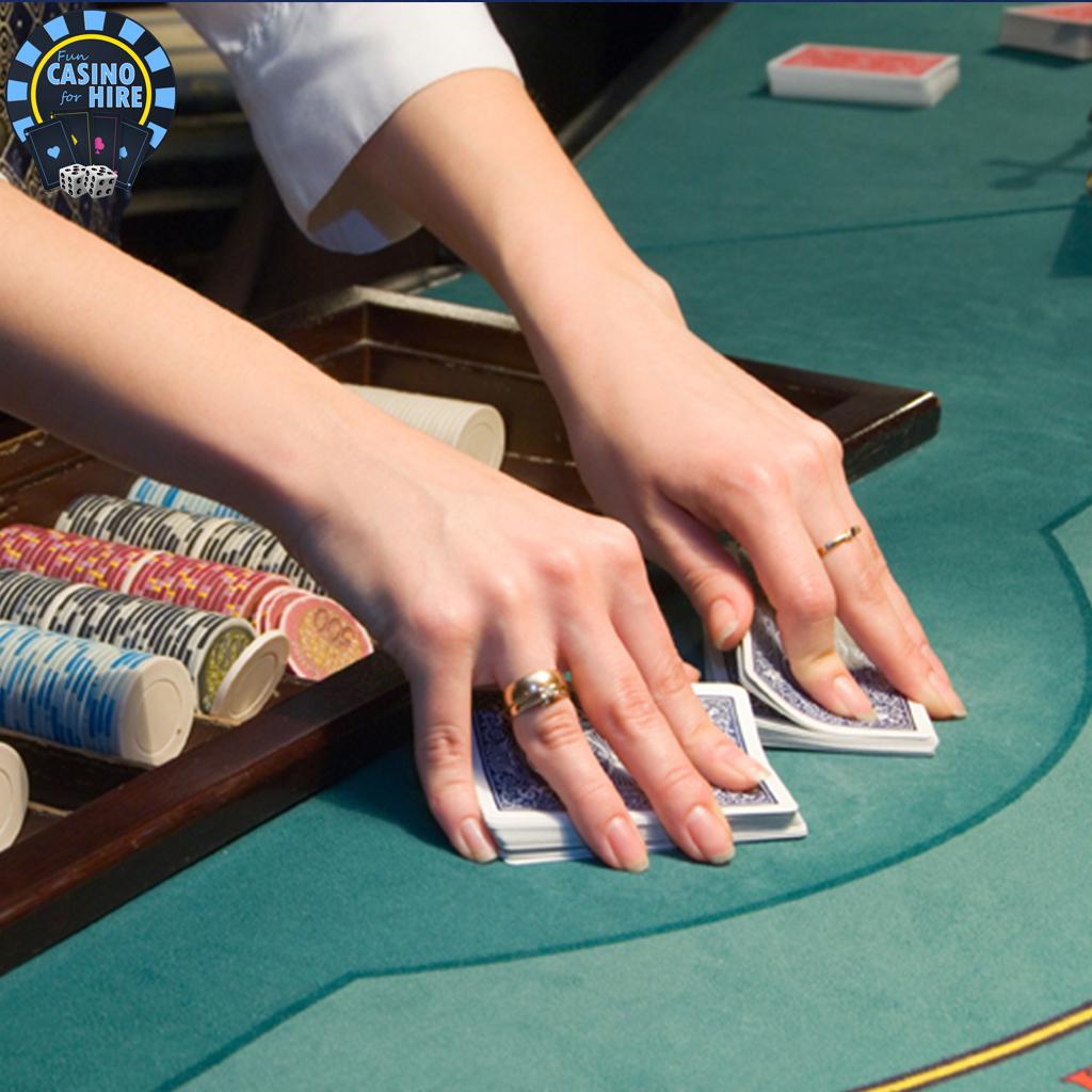 Fun casino for hire three card poker