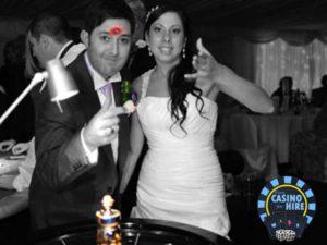 Wedding Fun Casino hire