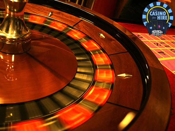 Wedding casino hire red roulette