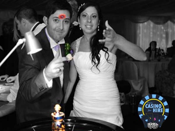 Wedding casino hire news