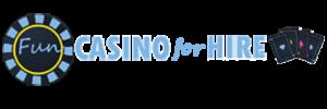 Fun Casino hire logo